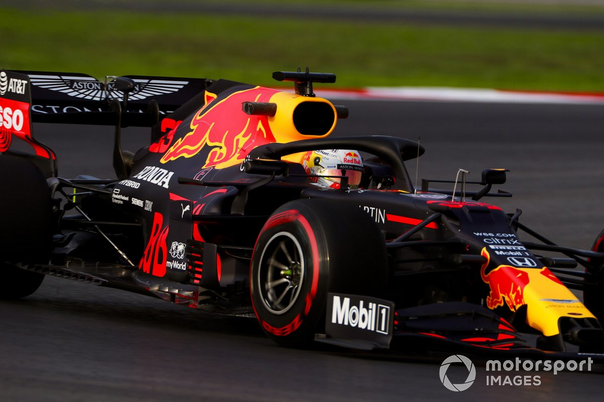 Max Verstappen, Red Bull Racing RB16 - 16.000.000 dólares