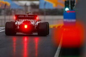 Антонио Джовинацци, Alfa Romeo Racing C39
