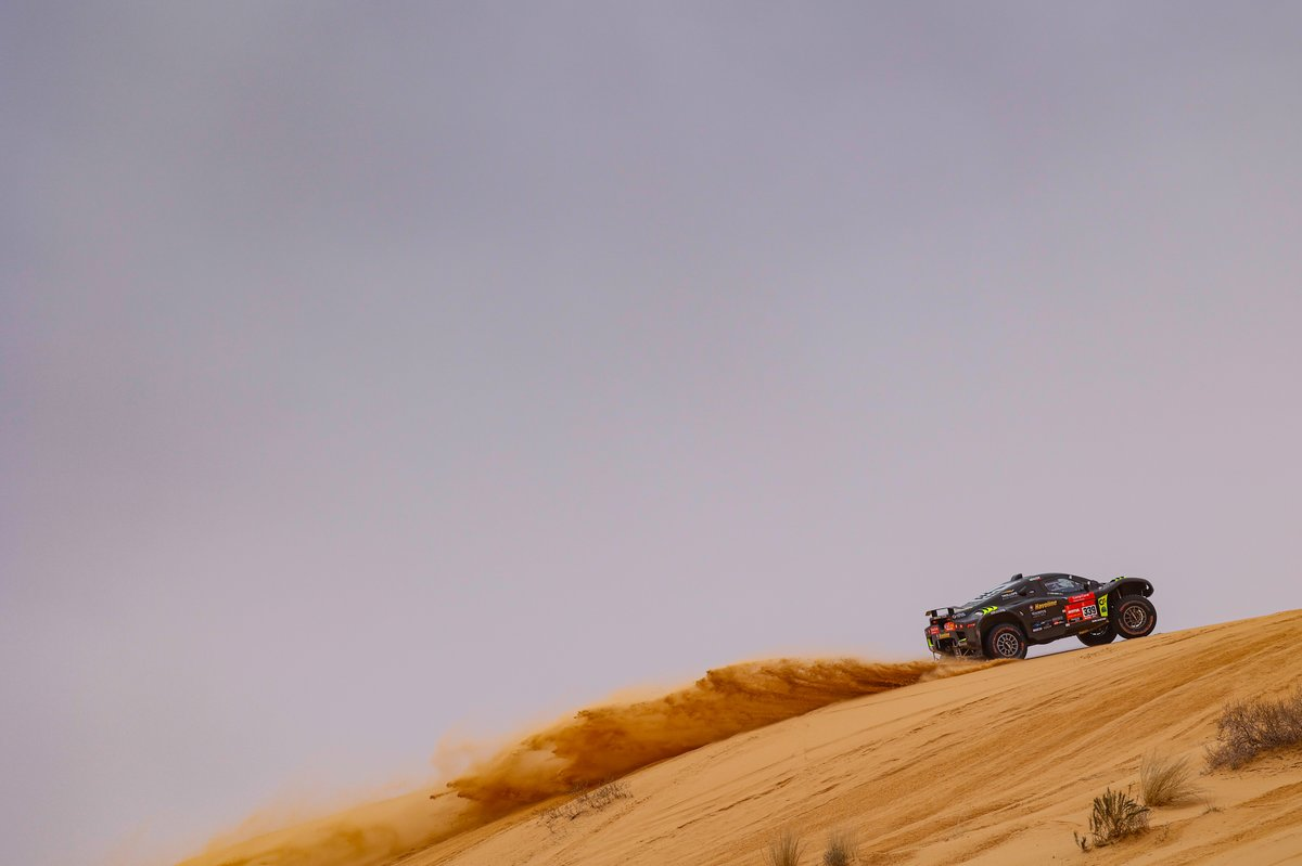#339 Century Racing: Brian Baragwanath, Taye Perry