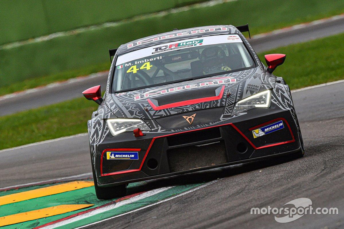 Michele Imberti, Elite Motorsport, Cupra TCR
