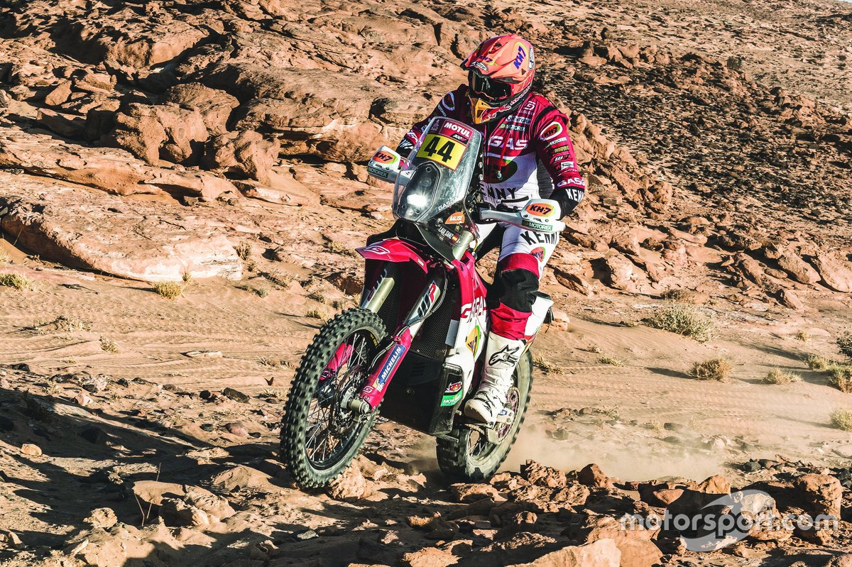 #44 GASGAS Factory Team: Laia Sanz