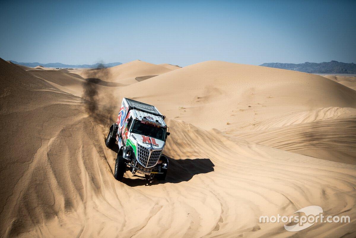 #519 Maurik van den Heuvel, Dakar Speed