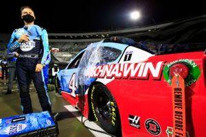 Kevin Harvick, Stewart-Haas Racing, Ford Mustang Busch Beer NA
