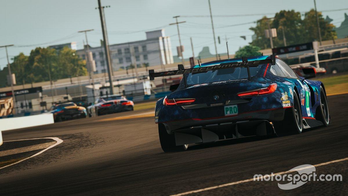 MSI Esports en Daytona 2021