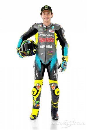 Valentino Rossi, Petronas Yamaha SRT