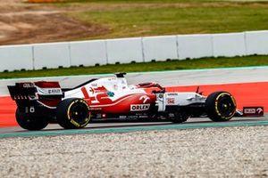 Роберт Кубица, Alfa Romeo Racing C41
