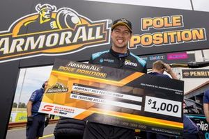 Polesitter Chaz Mostert, Walkinshaw Andretti United Holden