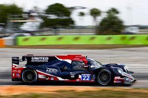 #22 United Autosports ORECA LMP2 07, LMP2: James McGuire, Wayne Boyd, Guy Smith