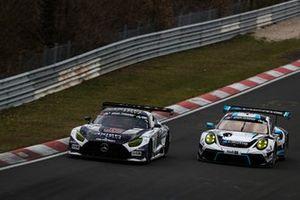 #9 GetSpeed Performance Mercedes-AMG GT3: Janine Shoffner, Moritz Kranz