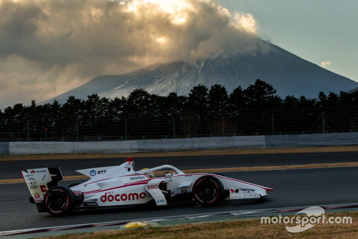 Docomo Team Dandelion Racing: Naoki Yamamoto (2020)