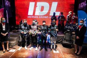 Xblades, campeones de la Iberian Drone League 2020