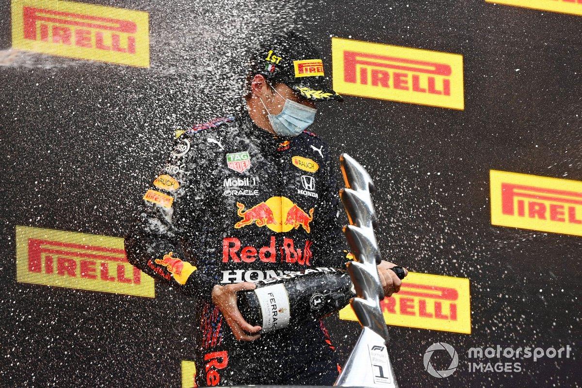Max Verstappen, Red Bull: 8 puan