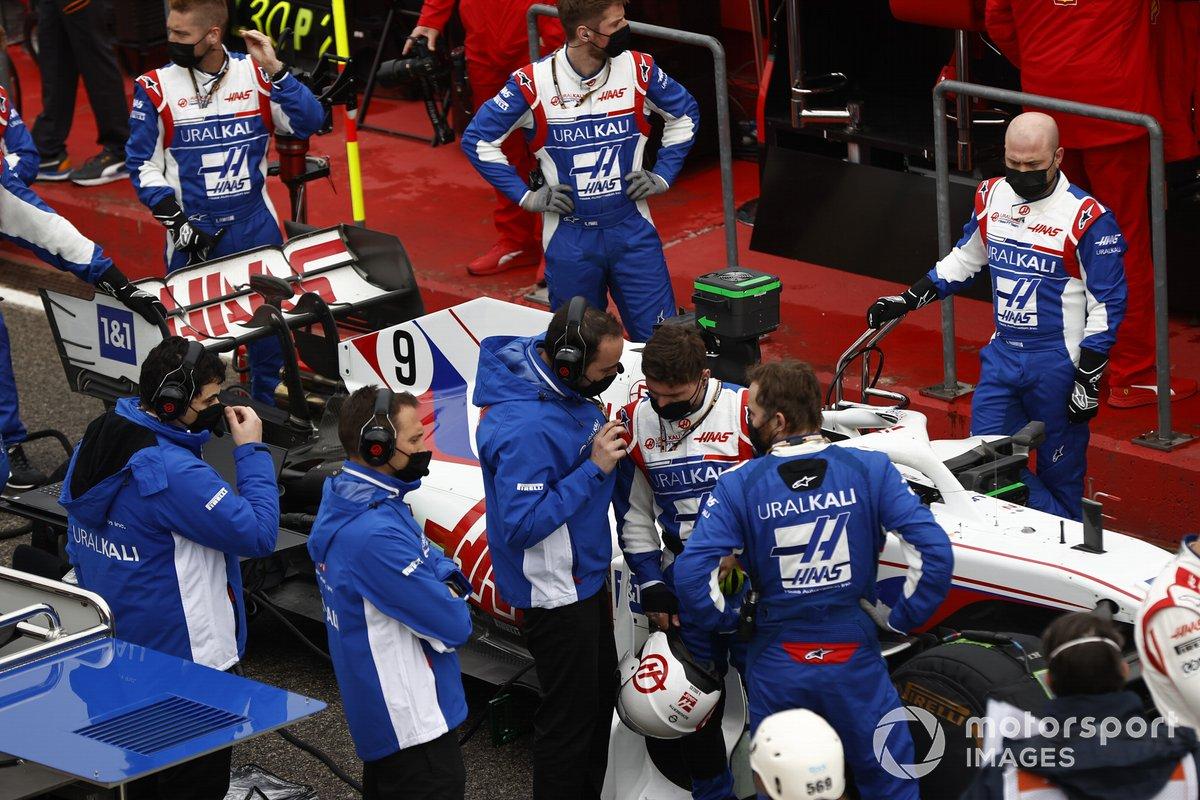 Nikita Mazepin, Haas F1,