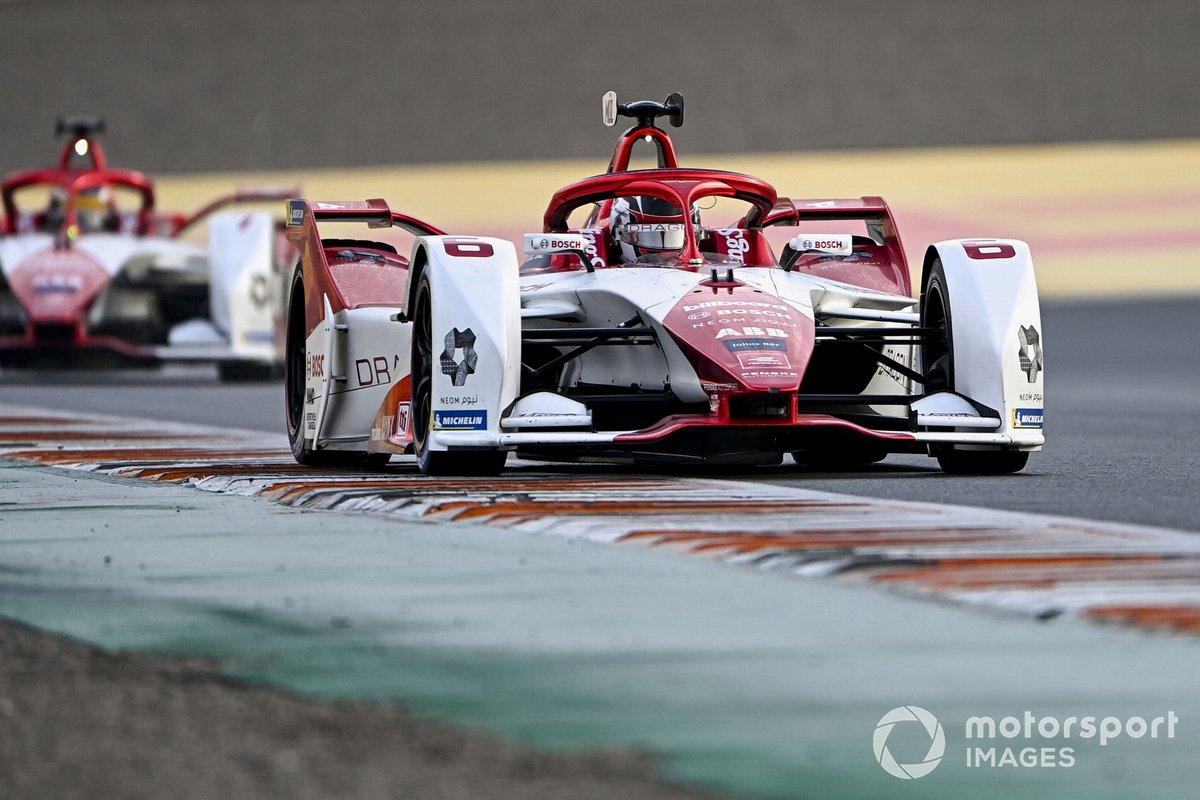 Nico Muller, Dragon Penske Autosport, Penske EV-5, Sergio Sette Camara, Dragon Penske Autosport, Penske EV-5