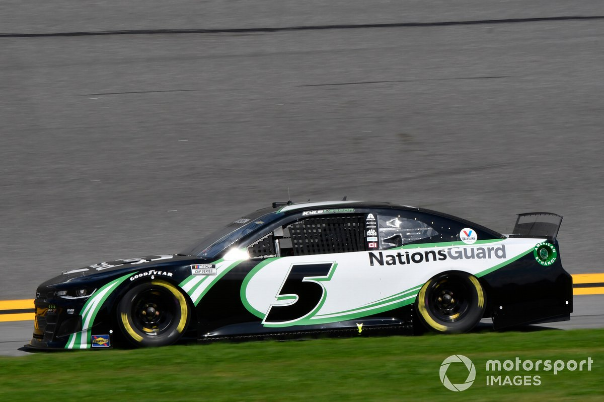 13. Kyle Larson, Hendrick Motorsports, Chevrolet Camaro