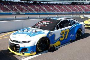 Ryan Preece, JTG Daugherty Racing, Chevrolet Camaro Scott Brand