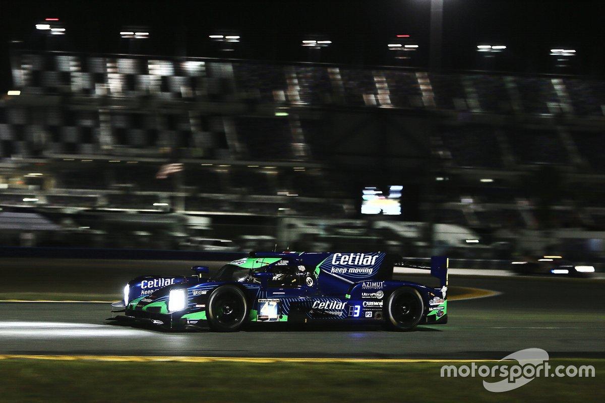 #47 Cetilar Racing Dallara LMP2: Andrea Belicchi, Giorgio Sernagiotto, Roberto Lacorte, Antonio Fuoco