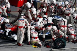 Timo Glock,Toyota TF109