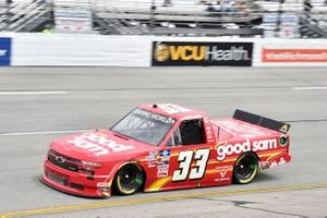 Keith McGee, Reaume Brothers Racing, Chevrolet Silverado