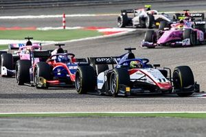 Louis Deletraz, Charouz Racing System y Roy Nissany, Trident