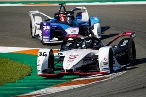 Andre Lotterer, Tag Heuer Porsche, Porsche 99X Electric, Maximilian Gunther, BMW I Andretti Motorsports, BMW iFE.21