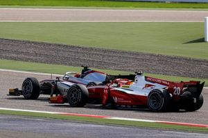 Mick Schumacher, Prema Racing and Nikita Mazepin, Hitech Grand Prix