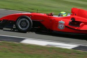 James Walker, Liverpool FC