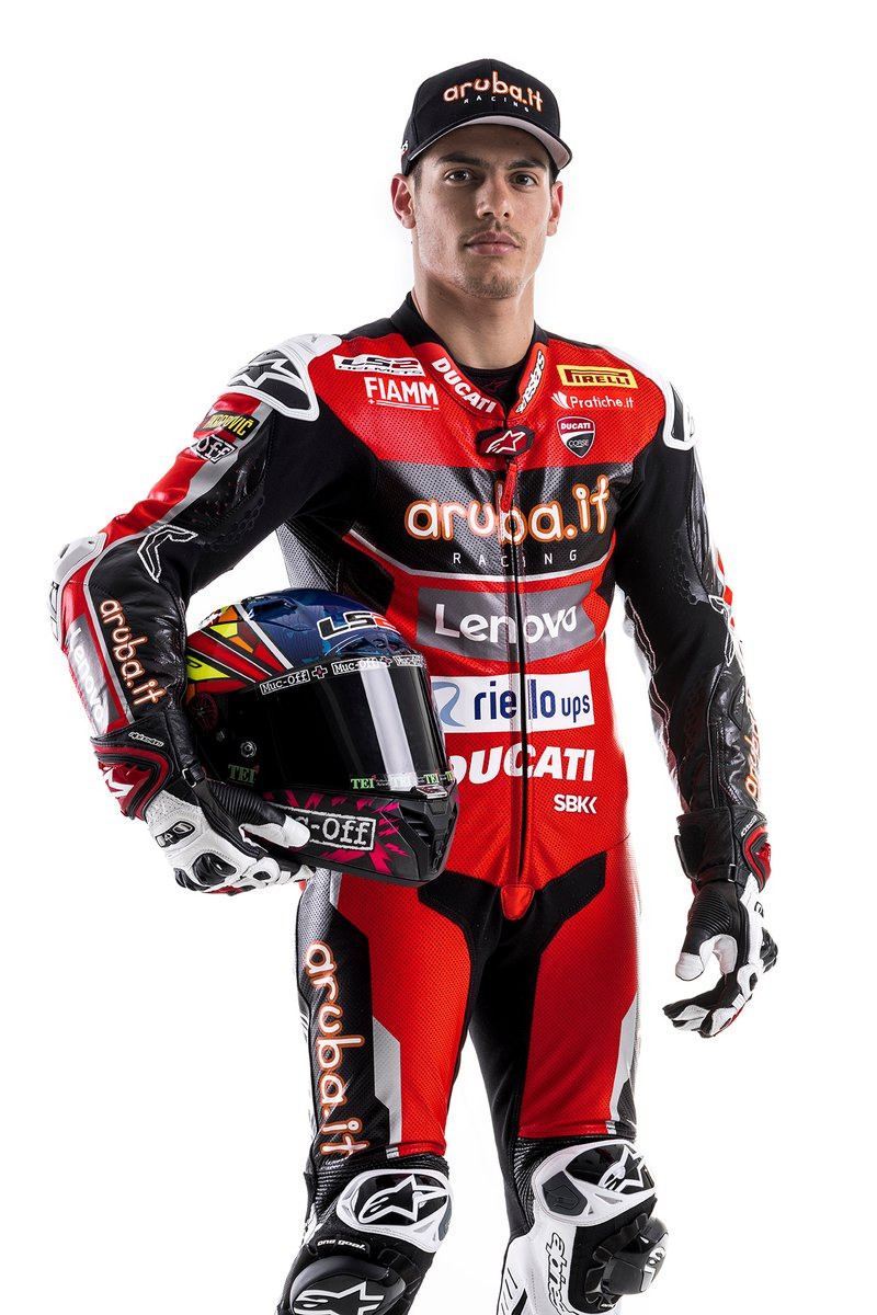 Michael Ruben Rinaldi, Aruba.It Racing - Ducati