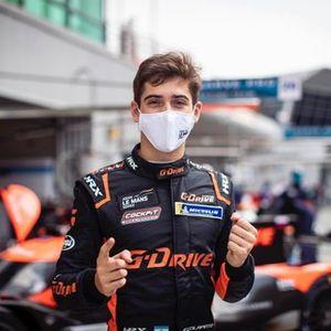 Franco Colapinto, G-Drive Racing