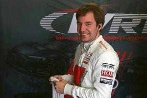 #32 Audi Sport Team WRT Audi R8 LMS GT3: Frederic Vervisch