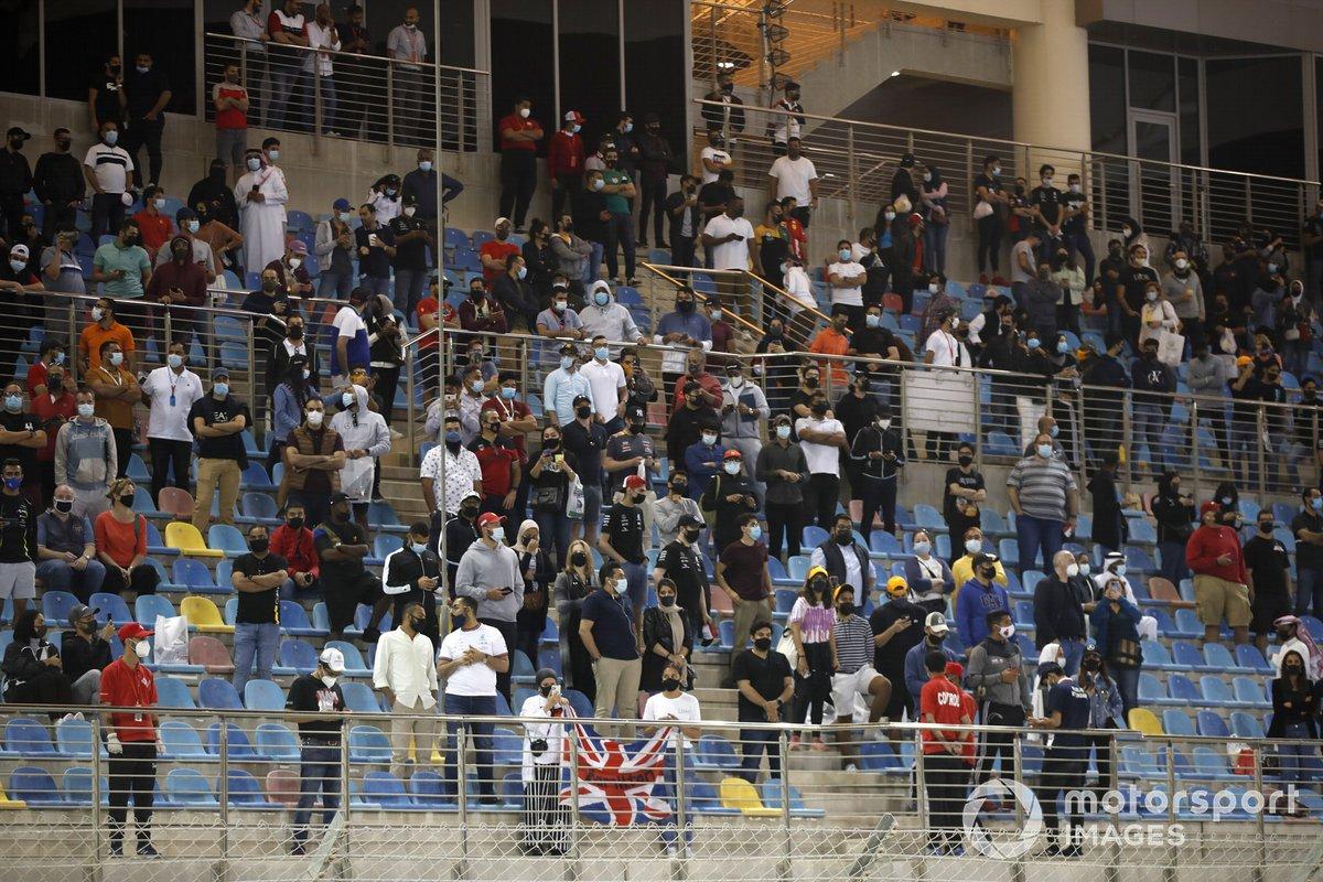 GP Bahrain membuka pintu untuk penonton yang sudah menerima vaksin Covid-19