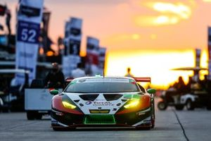 #1 Paul Miller Racing Lamborghini Huracan GT3, GTD: Madison Snow, Bryan Sellers, Corey Lewis
