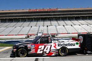 Raphael Lessard, GMS Racing, Chevrolet Silverado Richelieu