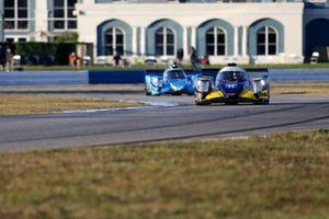 #11 WIN Autosport ORECA LMP2 07: Steven Thomas, Tristan Nunez, Thomas Merrill