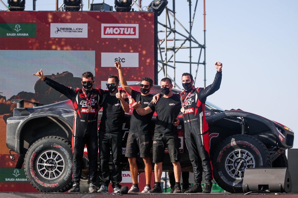#308 SRT Racing Century: Mathieu Serradori, Fabian Lurquin