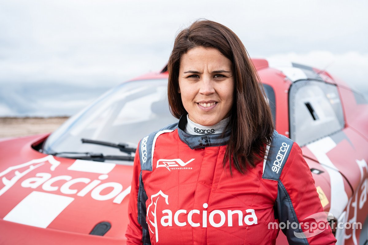 Laia Sanz, ACCIONA | Sainz XE Team