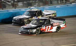 Dylan Lupton, DGR-Crosley, Ford F-150 Crosley, Jordan Anderson, Jordan Anderson Racing, Chevrolet Silverado Bommarito.com