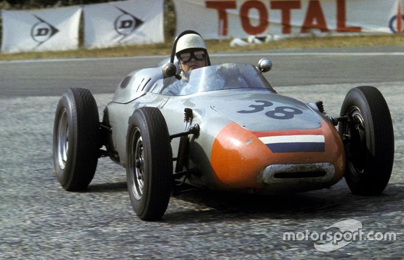 Carel Godin de Beaufort, Porsche 718