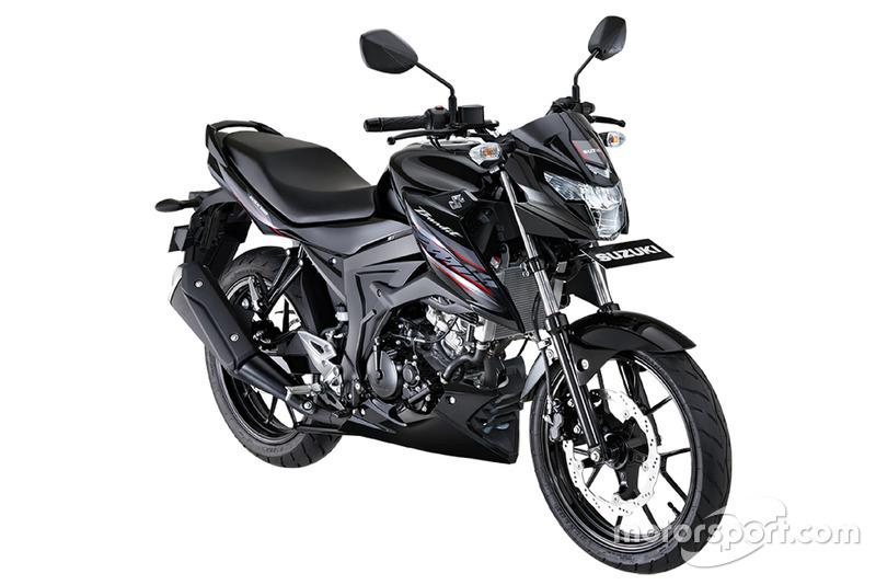 Suzuki GSX150 Bandit (Black)