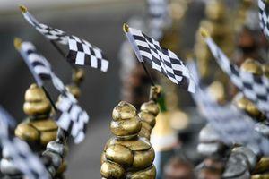 Michelin trophies.