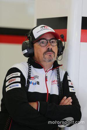 Rob Leupen, Toyota Gazoo Racing Director Business Operations