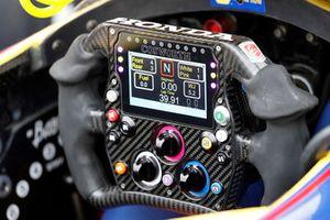 IndyCar-Lenkrad von Alexander Rossi, Andretti Autosport Honda