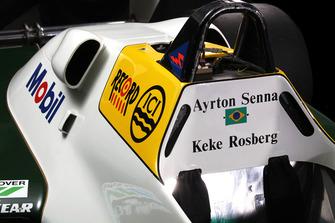 Williams FW08C