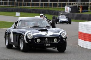 Une Ferrari pour le Rob Walker Tribute
