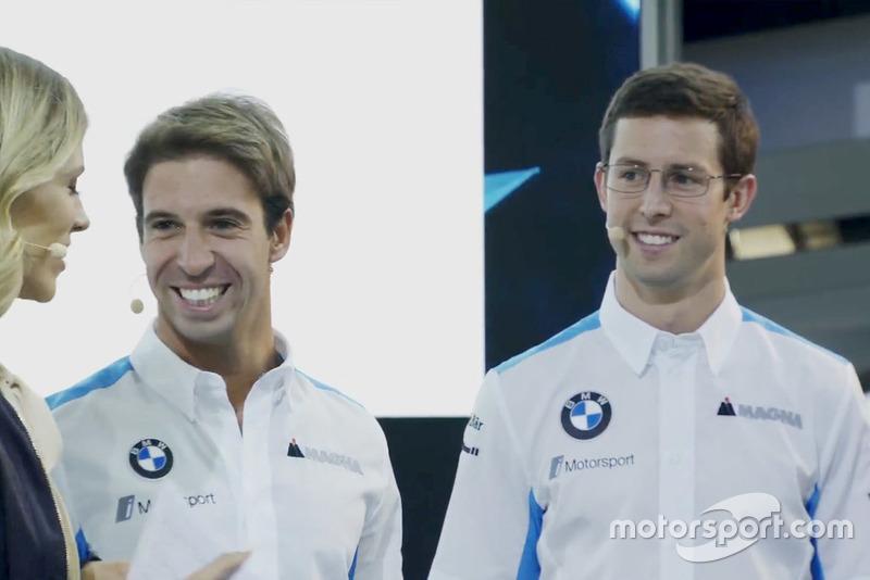 Alexander Sims, Antonio Felix da Costa, BMW