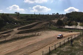Simone Campedelli, Tania Canton, Ford Fiesta R5