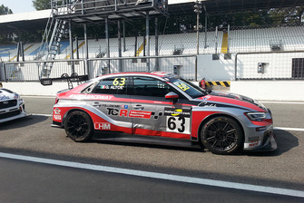 Giovanni Altoè, Audi RS3 LMS DSG, Pit Lane Competizioni
