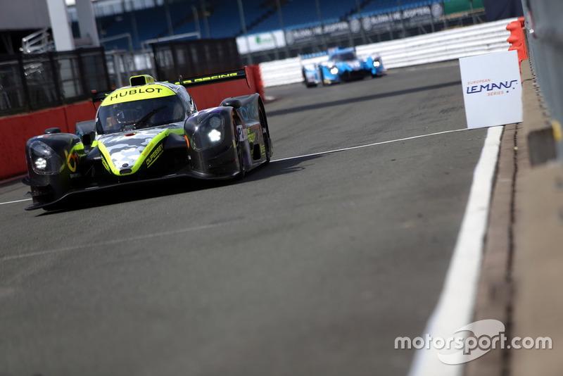 #19 M.Racing - YMR Norma M 30 - Nissan: David Droux, Lucas Légéret, Romano Ricci