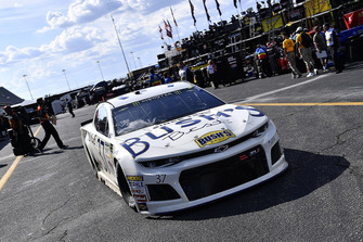 Chris Buescher, JTG Daugherty Racing, Chevrolet Camaro Bush's Best Since 1908