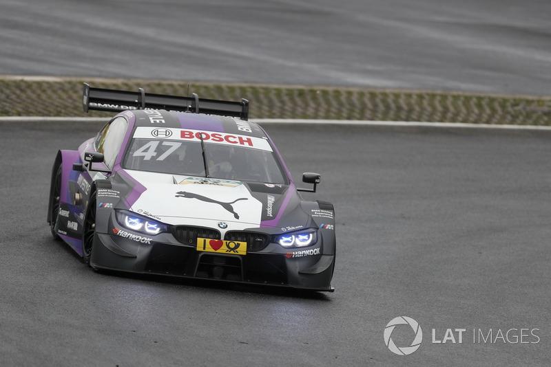 6 Joel Eriksson, BMW Team RBM, BMW M4 DTM